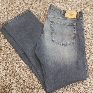 Denizen from Levi's 218 Straight Fit Jeans